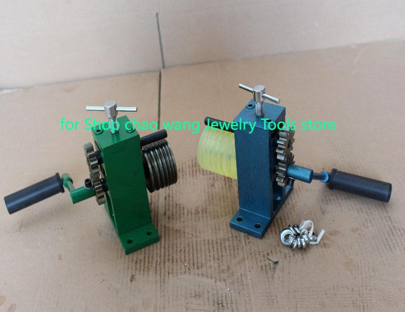 Ring Earbob Bracelet Bending Pressing Machine Rolling Mill Manual for HoopRing Earbob Bracelet Bending Pressing Machine Rolling Mill Manual for Hoop