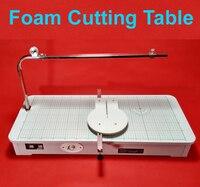 High Quality 220V Hot Wire Foam Cutter Foam Cutting Machine Table Tool 80cmx33cmx12cm