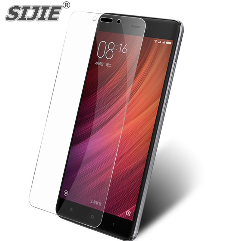 10 pcs Tempered Glass For XIAOMI REDMi NOTE 2 3 4 PRO 5A 5 5 plus 5plus 4A 4X Global version Prime cover screen protective 9H on
