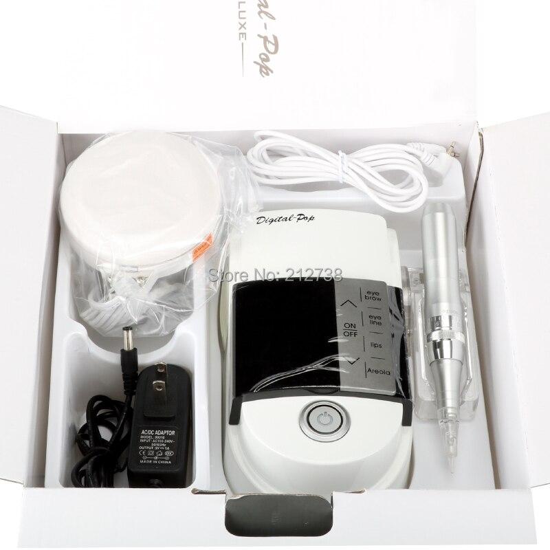 Nouvelle arrivée Lumière et pratique De Tatouage Machine Sourcils Lèvres Tã ª Te Numérique Maquillage Permanent Machine Pen Kit