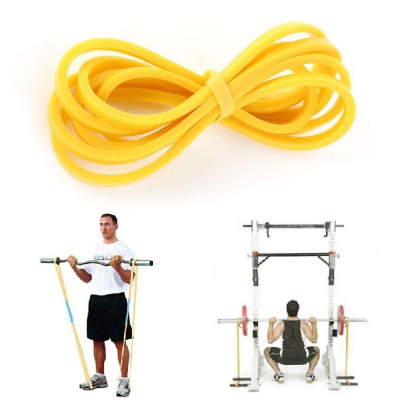 Elástico faixa de látex, fitness, treino, crossfit, faixa de resistência, amarelo, azul, verde, vermelho