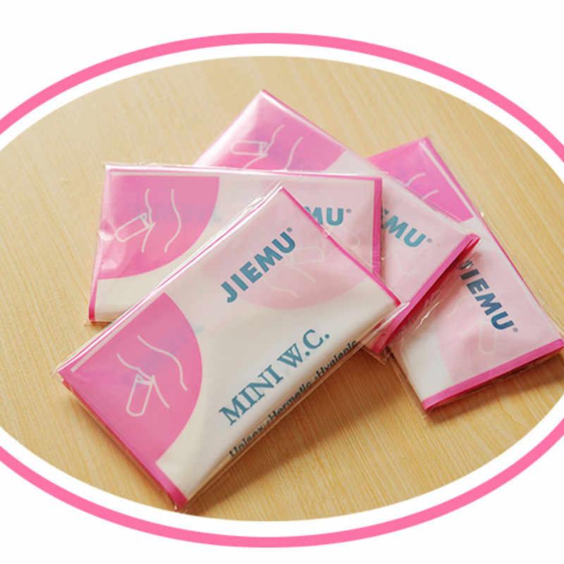 1 pcs Urinol Descartável Higiênico Saco de Acampamento ao ar livre Masculino Feminino Crianças Adultos Xixi de Emergência Portátil Saco de Carregamento