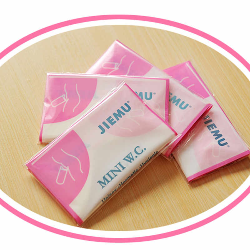 Открытый 1 шт. одноразовый писсуар Сумка для кемпинга для мужчин и женщин для детей и взрослых Портативная сумка для экстренной помощи