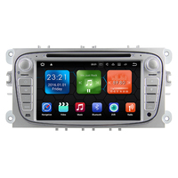 Android 7 1 Car DVD Player For Ford Focus Mondeo Galaxy Car Radio Audio Radio Stereo