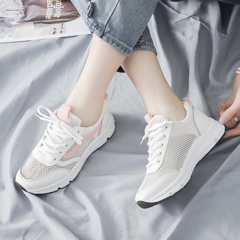 2019 Spring New Fashion Women Casual Shoes Comfortable Breathable print crystal vulcanized shoes wild Woman Sneakers