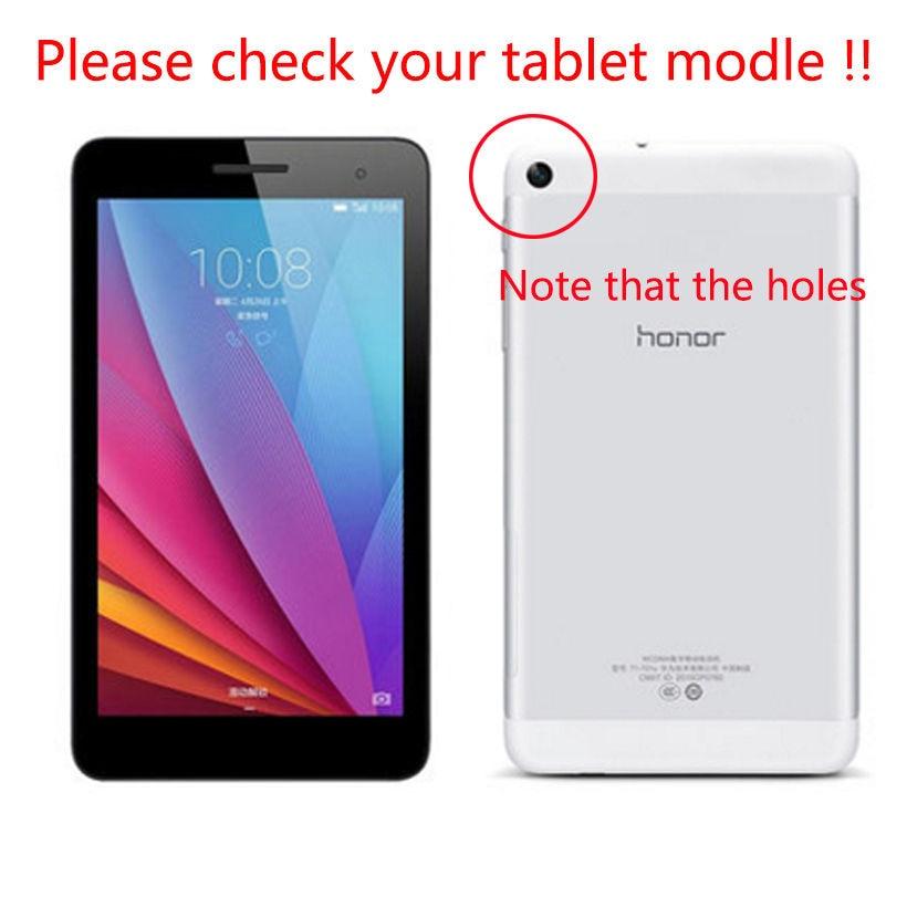 Mood Huawei T1 jaoks 7.0 T1-701u silikoonist PU nahast kaanekott - Tahvelarvutite tarvikud - Foto 2