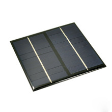 Polysilicon 9v/2W solar panel Power board diy miniature small PV module accessories Small board
