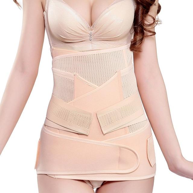 Pregnant women belt after pregnancy support belt belly corset Postpartum postnatal girdle bandage after delivery birth shaper