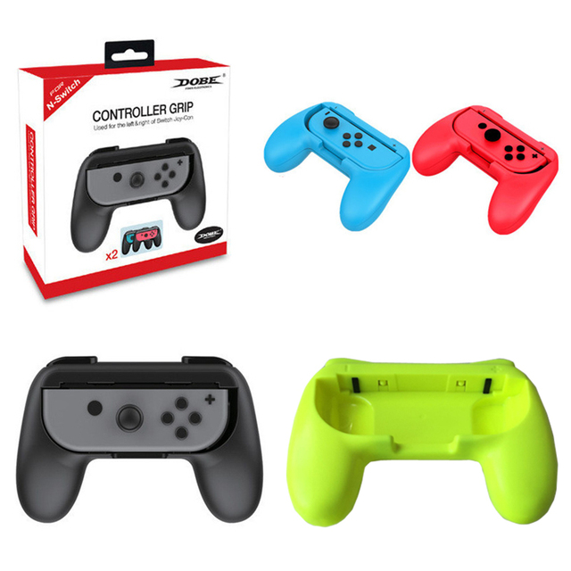 New 2017 For Nintend Switch Joy-Con controller Grip for Nintendo Switch Joy-Con Handel Holder Stand Switch