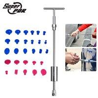 Super PDR Slide Hammer Car Dent Repair Tools Kit 1 Pcs 2 In 1 T Shape