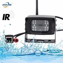 HQCAM mini cámara ip impermeable para interiores y exteriores cámara IP de 720P, 960P, 1080P, para autobús, con visión nocturna, xmeye