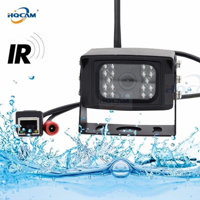 HQCAM wifi עמיד למים 720 p 960 p 1080 p אוטובוס מצלמה מיני ip מצלמה מקורה חיצוני רכב IP מצלמה IR לחתוך ראיית לילה IP מצלמה xmeye