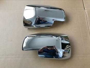 LH + RH chrome specchietto laterale della copertura per Range Rover 2005-2009