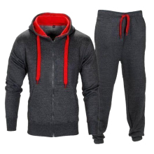 Warm Men's Sport Suits Set