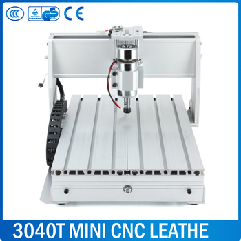 Kit De Fraiseuse Cnc | 3040 CNC Routeur Fraiseuse Mécanique Kit CNC En Alliage D'aluminium Cadre Vis à Billes Pour Bricolage Utilisateur