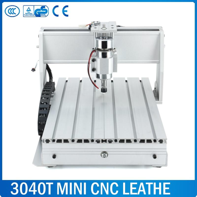 3040 CNC routeur fraiseuse mécanique kit CNC en alliage d'aluminium cadre vis à billes pour bricolage utilisateur