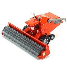 Редкая коллекция Дисней Pixar Автомобили литье Франк трактор комбайн экскаватор Молния Маккуин для детей мальчик девочка игрушка на день рождения