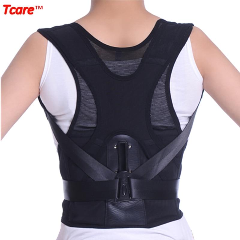 ФОТО Tcare Universal Unisex Posture Corrector Shoulder Back Posture Support Belt Health Care Correctors for Kid Adult