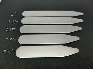 SHANH 尊 10 ピースステンレス鋼金属カラーステイギフトプレゼントシャツ骨材挿入異なる色ボトル