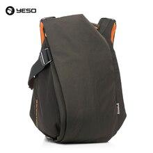 Yeso con estilo de los hombres de gran capacidad de bolsa de viaje mochila portátil de nylon impermeable de la universidad mochilas bolso de escuela marea de los hombres ocasionales