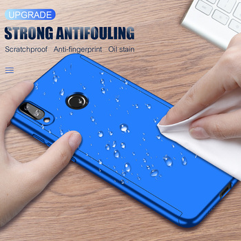 360 Full Protective Phone Case Cover For Huawei 4