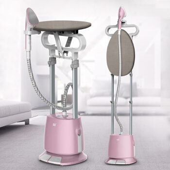 Stand Garment Steamer with Adjustable Height Clothes Board 1580W Electric Iron Steam Clothes Steamer Plancha Vapor