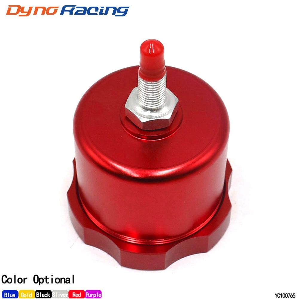 Car racing Hydraulic Drift Handbrake Oil Tank for Hand Brake Fluid Reservoir Oil catch can Hand brake cap YC100765-RD