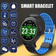 Спортивные Смарт-часы кровяное давление монитор сердечного ритма для Android IOS reloj мужские умные часы для IPhone Xiaomi huawei samsung