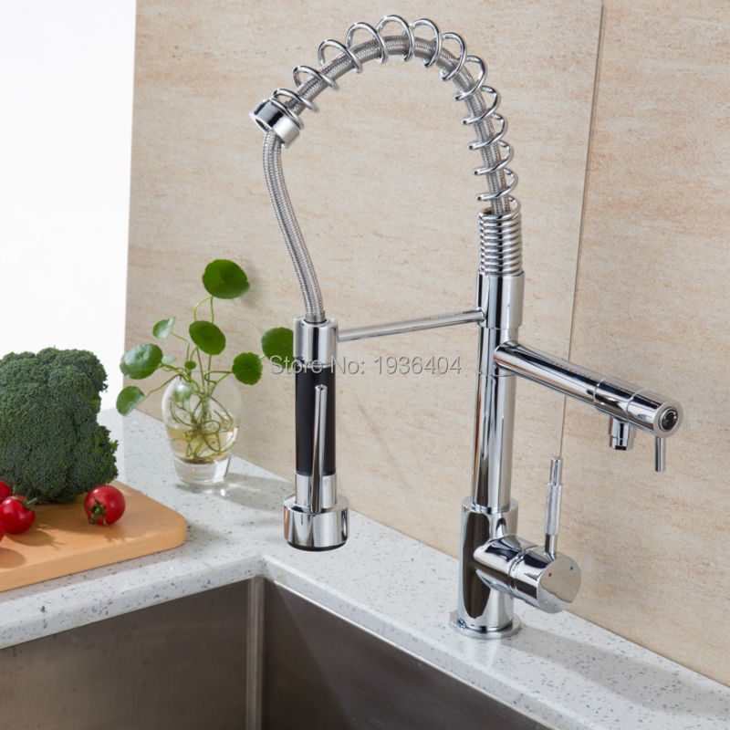 commercial sink faucets with sprayer faucet parts wall mount modern font style chrome pull down kitchen
