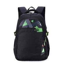 цена на Backpack Schoolbag Children School Bags for Teenagers Boys Girls Big Capacity Waterproof Satchel Kids Book Bag Mochila infantil