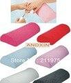 2018 Cojín Almohada Herramienta Del Arte Del Clavo para el gel ULTRAVIOLETA del color del sistema de manicura de acrílico polaco