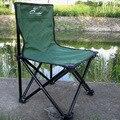 Móveis Cadeiras de praia Ao Ar Livre portátil dobrável pesca lazer ao ar livre cadeiras 38*43*44 cm Oxford + aço novo tubo 2016