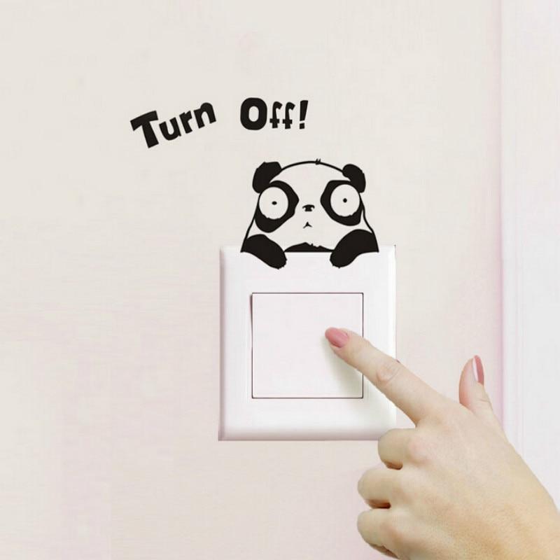 Aliexpress.com : Buy HOT!Cartoon Kawaii Panda TurnOff