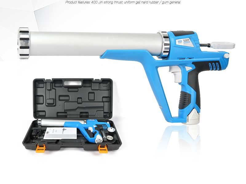 Free Shipping Rechargeable Lithium Electric Glue Gun Multifunctional Glass Adhesive Gun Prostormer Hot Temp Heater Melt Wireless