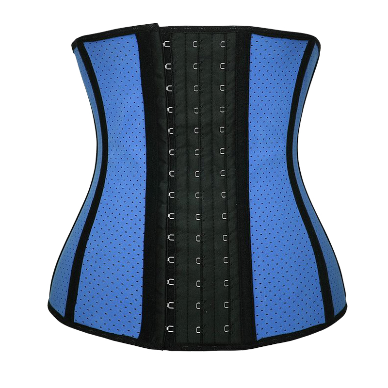 Cn Herb Woman Waist Cincher Corselet Body Shaper Sexy Waist Control Underbust Bustiers Black Satin in Slimming Product from Beauty Health