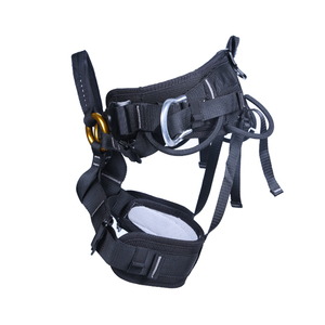 Image 2 - XINDA Camping Outdoor Hiking Rock Climbing Half Body Waist Support Safety Belt Climbing tree Harness Aerial Sports Equipment