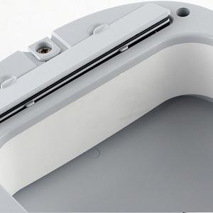 Image 2 - Original Youpin NINESTARS Smart Trash Can Motion Sensor Auto Sealing LED Induction Cover Trash 7/10L Home Ashcan Bins