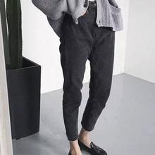 Boyfriend джинсы пункт как mulheres бойфренд джинсы для женщин ретро проблемные джинсы женщин старинные