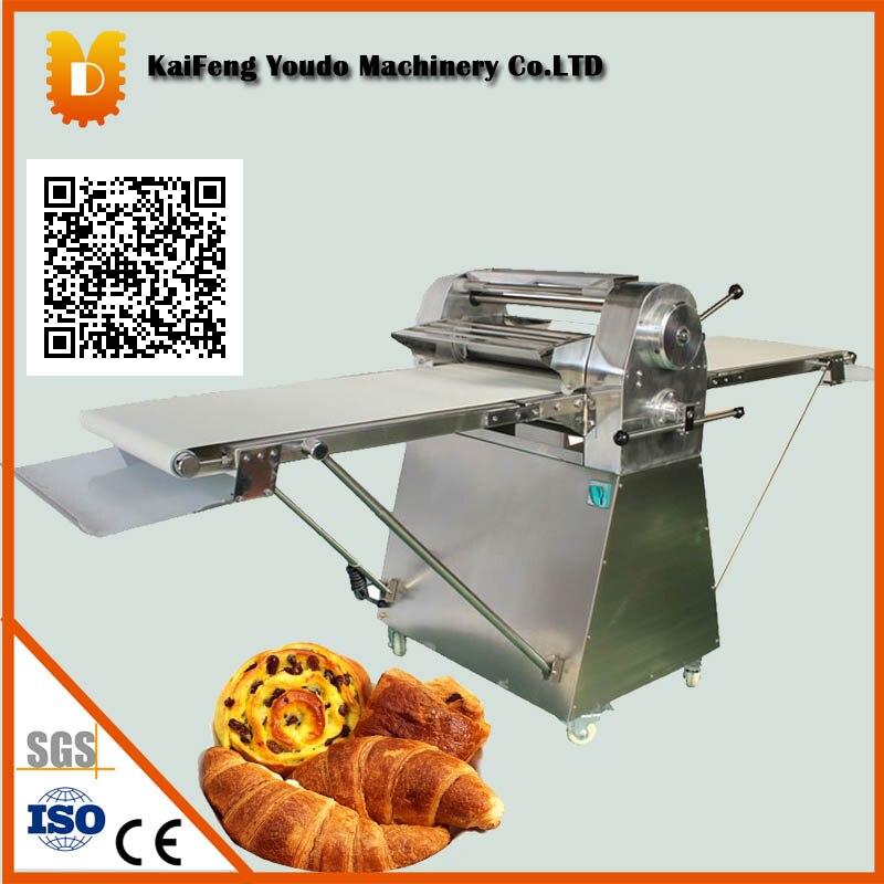 Desktop from crisp machine/Bread pastry machine/Bread roller press machine french pastry murder