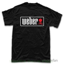 hot deal buy weber outdoorsy charcoal grills bbq new t-shirt men's t-shirts summer style fashion swag men t shirts. cotton  t shirt  casual