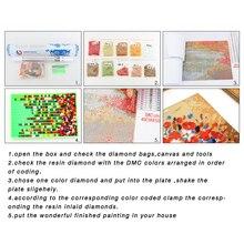 DIY 5D Diamond Mosaic Tiger Diamond Painting Cross Stitch Kits Animal Diamond Embroidery Patterns Rhinestones Handmade Hobby