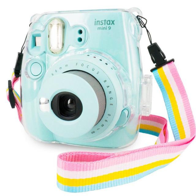 Transparent Camera Case for Fujifilm Instax Mini