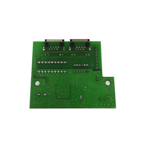 Image 5 - OEM factory direct mini fast 10/100mbps 2 port ethernet network lan hub switch board two layer pcb 2 rj45 1*8pin head port