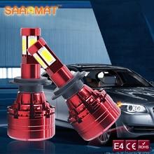 1 Set Car Headlight H11 LED H8 H9 Car-styling Headlamp For Cree chips 16000Lm/Set  Auto Bulb 6000K white Front DRL fog Light 12V