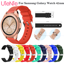 20mm strap For galaxy watch Gear S2 watchbands for Samsung Galaxy 42mm band Watch Active accessories