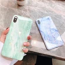 Luxury Marble Pattern Texture Cover Phone Case For Huawei P30 P20 Mate 20 Pro Lite Nova 2S 3 3i 3e 4 Soft IMD Back Protect Funda