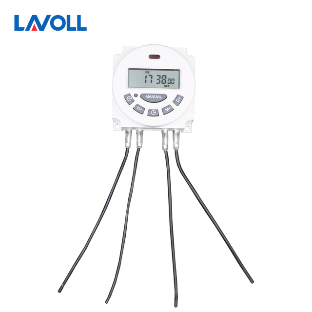 timer time temporizzatore luci scale switch time relay 12v ...