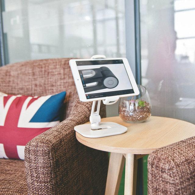 Manter a saúde do suporte do telefone Móvel titular Tablet PC estande equipamentos de apoio tela de 4 polegadas a 11 polegadas