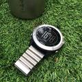 2016 Custom-Made Titanium Alloy Strap Compatible for Garmin Multisport GPS #fenix3 Watch Belt Free shipping