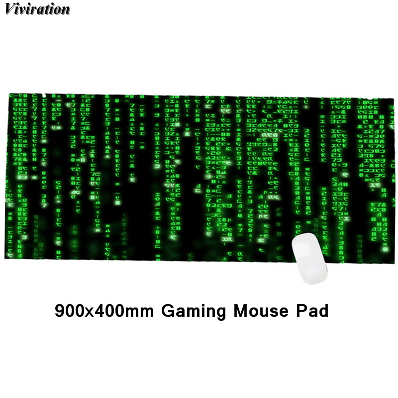 Rubber 900*400mm Big Mouse Pad Viviration Large Size Computer Desk Pad Mat New Arrival Anti-slip Laptop Notebook PC Mouse Pad